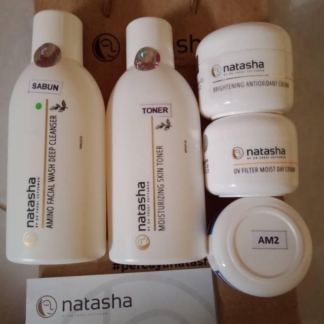 Natasha Skin Care Bisa Menghilangkan Bekas Jerawat