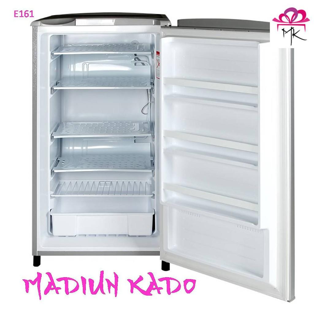 Freezer Aqua AQF-S64 - Berat di 1 Kg kan, ada tambahan ongkir kurir toko sesuai jarak kirim