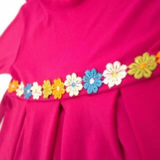 Gamis Anak Perempuan Pink Lucu Simple & murah. suka: 3295 .