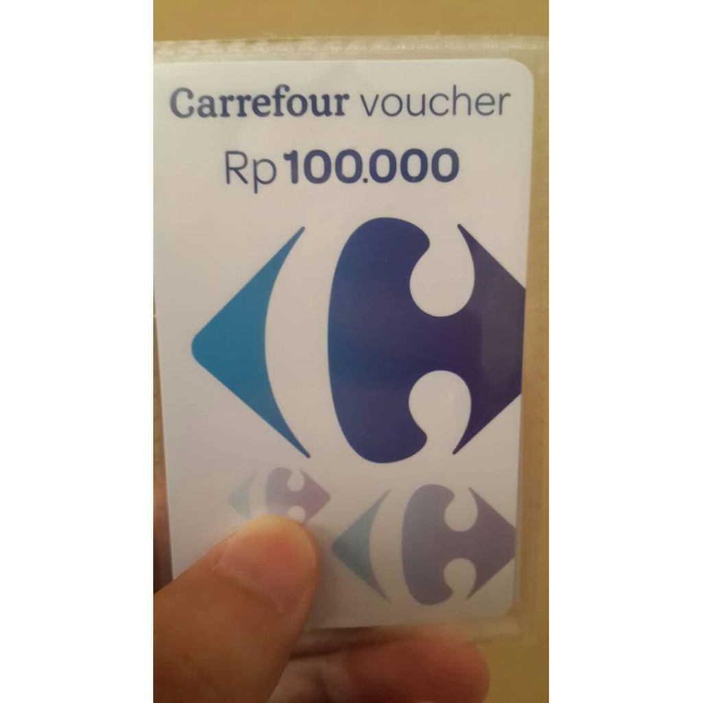 Voucher Carrefour 100rb Shopee Indonesia Careefour