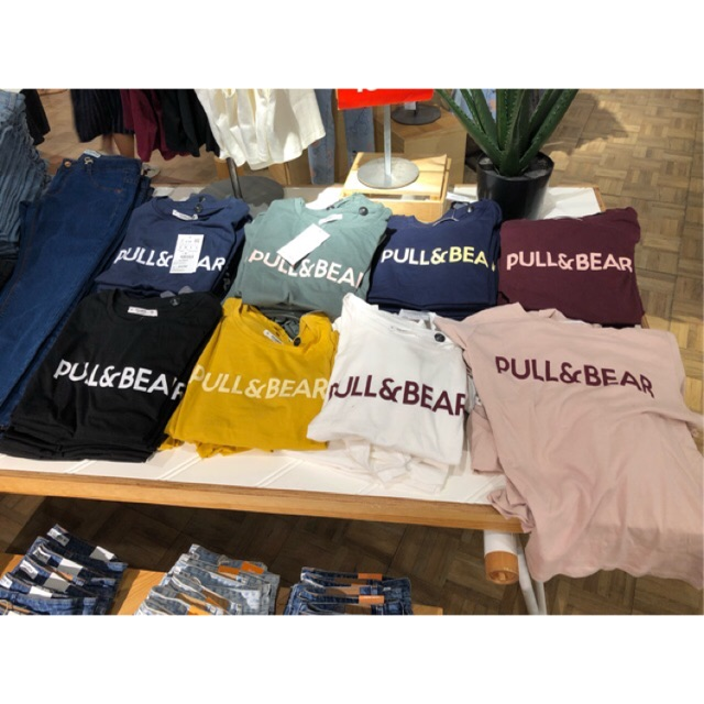 Pull   Bear t-shirt  98ed86f2eb