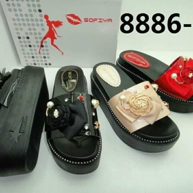 6157-1  sandal sofiya terbaru murah  19141b6843