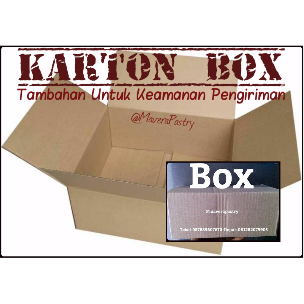 Single Box Shopee Indonesia Makaroni Kemasan 300gr
