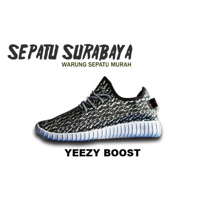 Sepatu Pria Grade Ori Import Vietnam Adidas Yeezy Boost Turtle Premium  Import - Hitam Sol Abu- YB 04  0b2d2f2d16