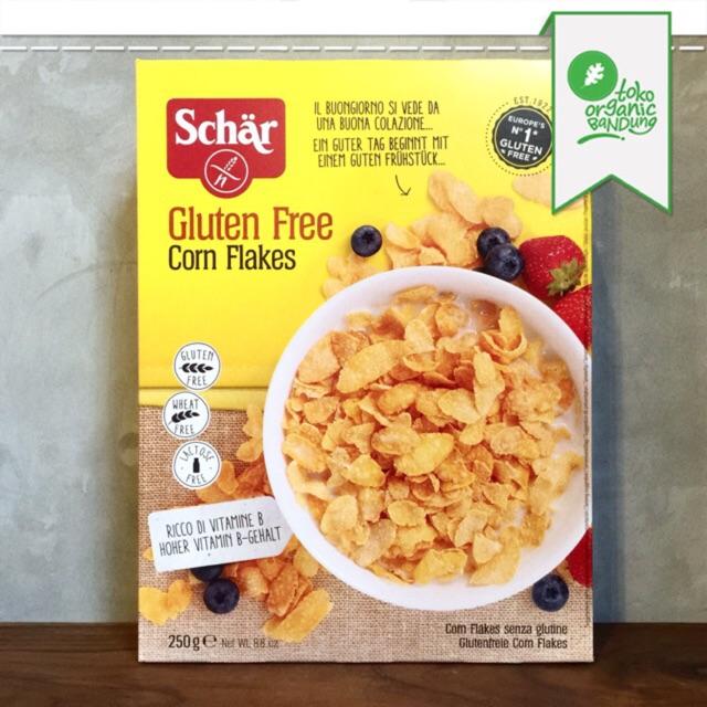 Gluten Free Corn Flakes 250gr - Schar