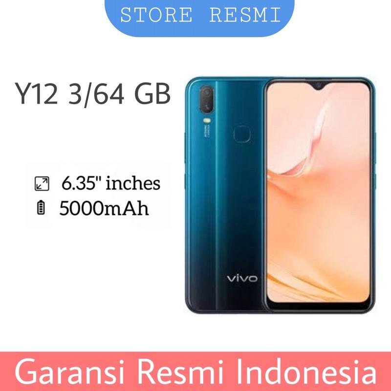 Vivo Y12 & Y12i ( 3/64 GB & 3/32 GB )