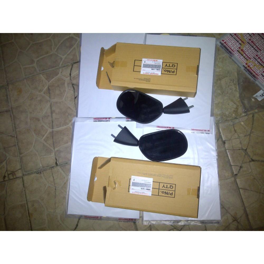 Spion Set Kiri Kanan Ninja R At Kaze Original Kgp Shopee Indonesia Jepit Import Merk Bumm Daun Kecil