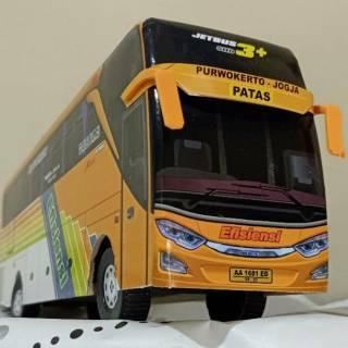 Miniatur Bus Bis Mainan Bus Bis Efisiensi Shd