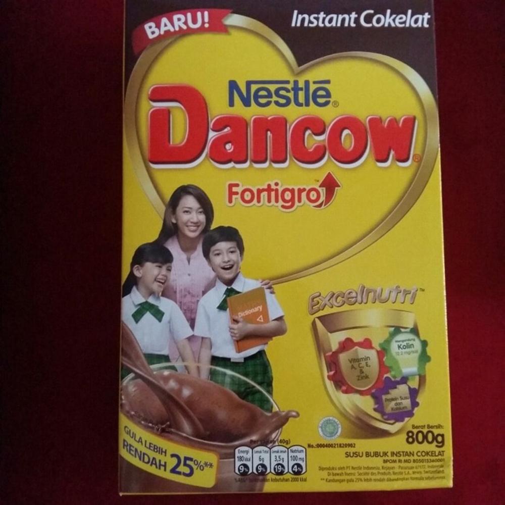 Stok Dancow Fortigro Full Cream 800g Terbatas Shopee Indonesia 1plus Colkat