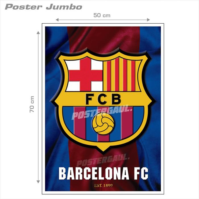 [COD] Poster Jumbo: LOGO PERSIJA #FCL047 - ukuran 50 x 70 cm   Shopee Indonesia