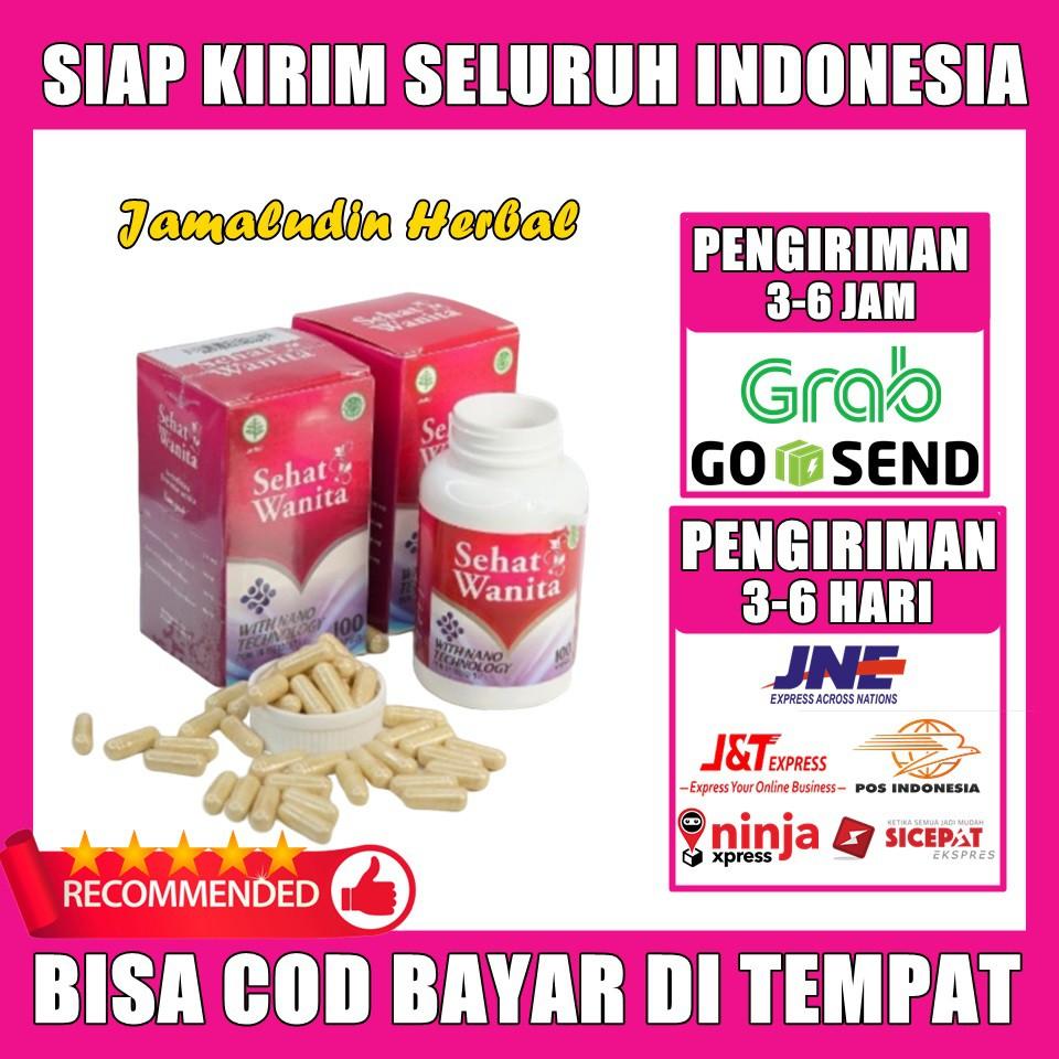 Obat Herbal Miom Obat Penebalan Dinding Rahim Walatra Bersih Wanita Original Asli Shopee Indonesia