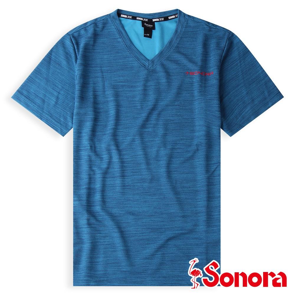 Sonora Fashionno Na Mit Kaos T Shirt Lengan Pendek Warna Biru Turquoise Untuk Pria Shopee Indonesia
