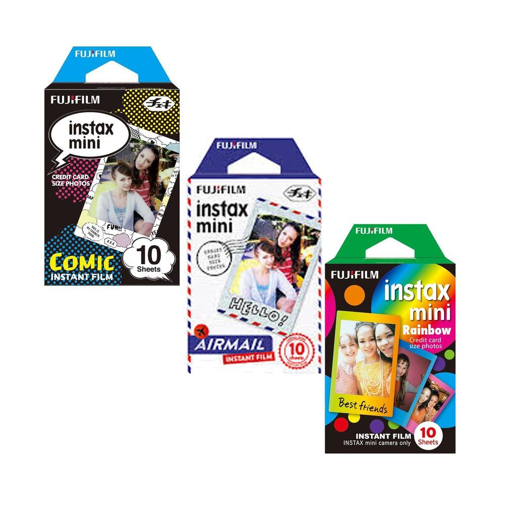 Fujifilm Instax Mini Monochrome Instant 30 Film For 7s 8 9 25 50s 70 Wide Single 20 Lembar 90 Sp 1 2 Shopee Indonesia