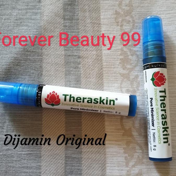 Theraskin pore minimizer serum - pengecil pori-pori wajah | Shopee Indonesia