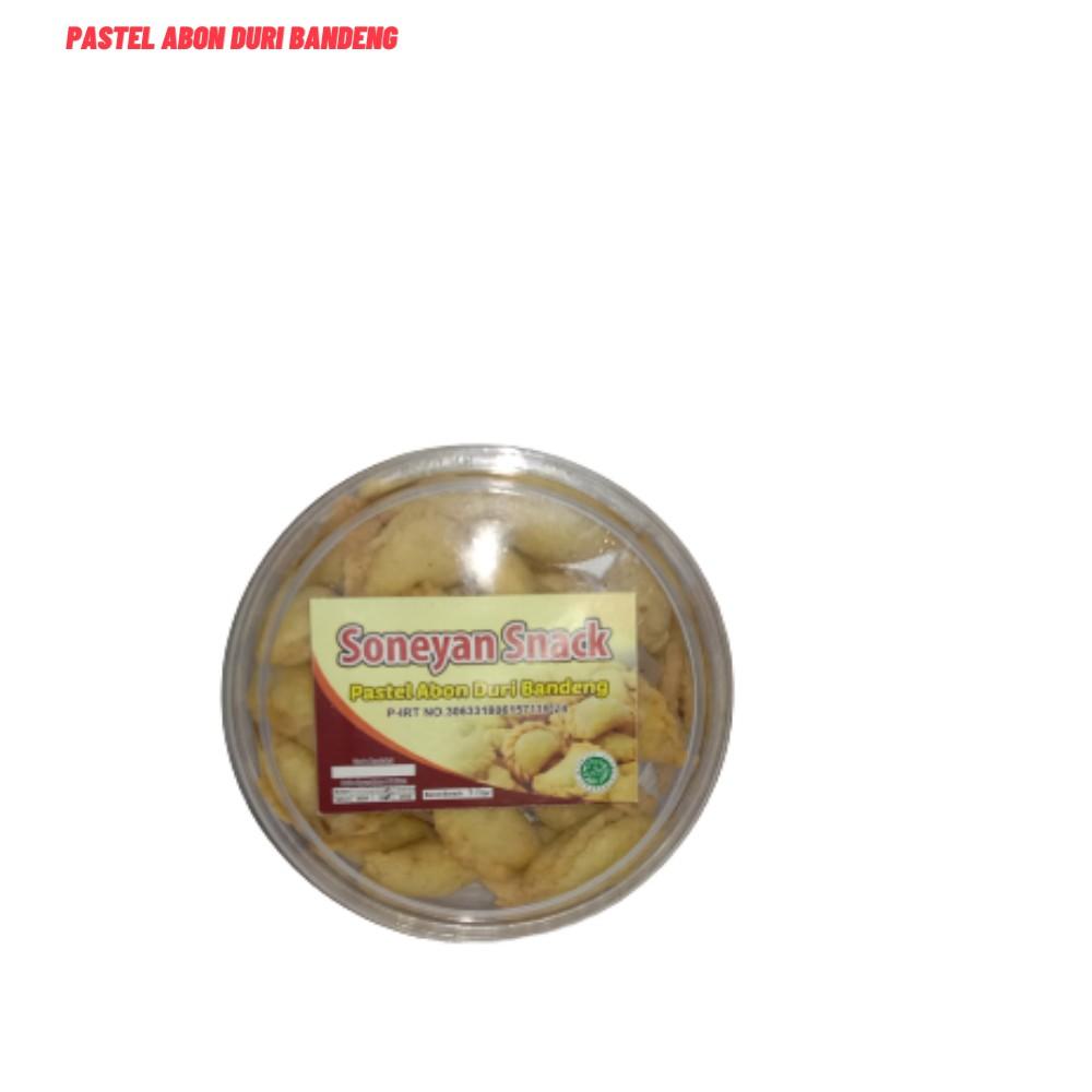 Pastel abon duri bandeng 150 gr