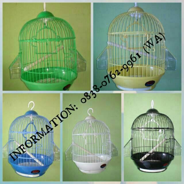 Kandang Burung Besi Small Size D23 X T37 Cm U Pleci Prenjak Ciblek Sanger Kenari Parkit Dll Shopee Indonesia