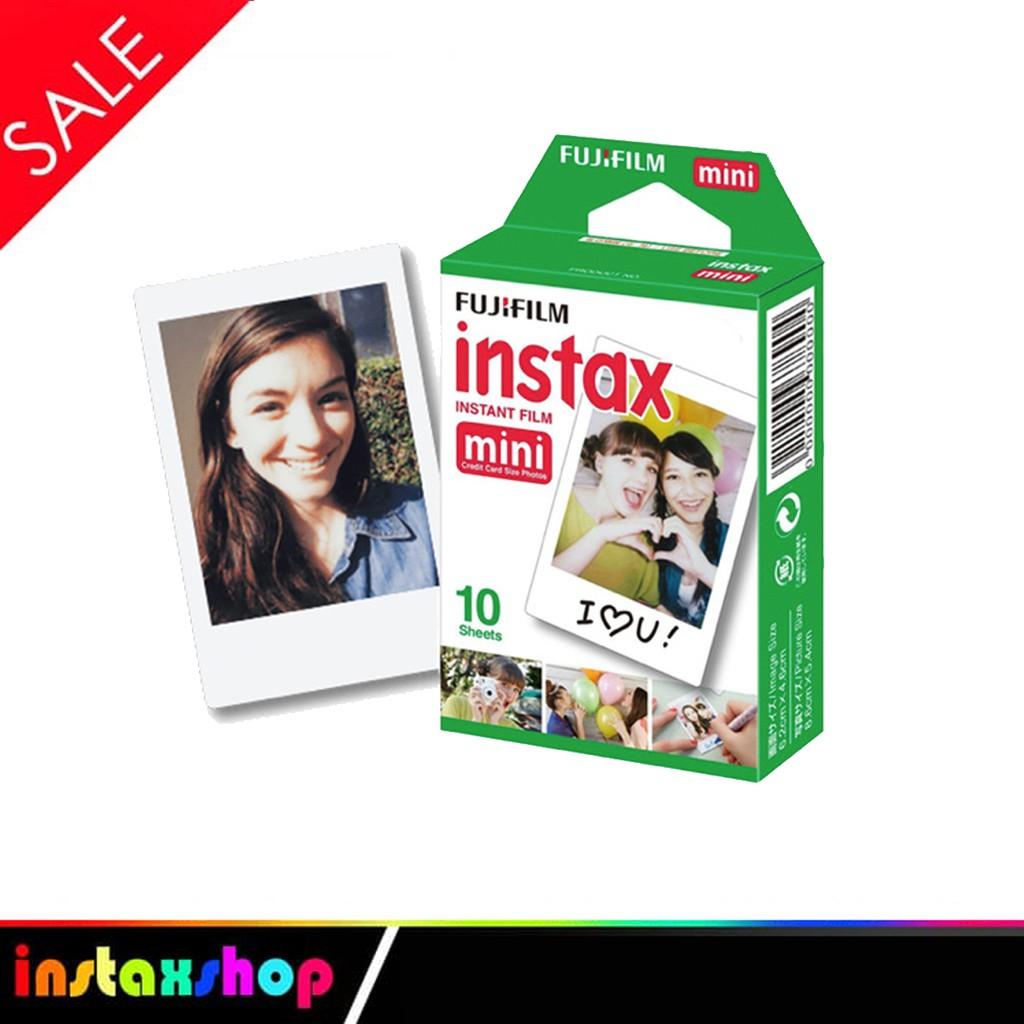 Fujifilm Instax Mini Film Plain Polos Twinpack 20 Lembar Shopee Refill 40 Free Masking Sticker Indonesia