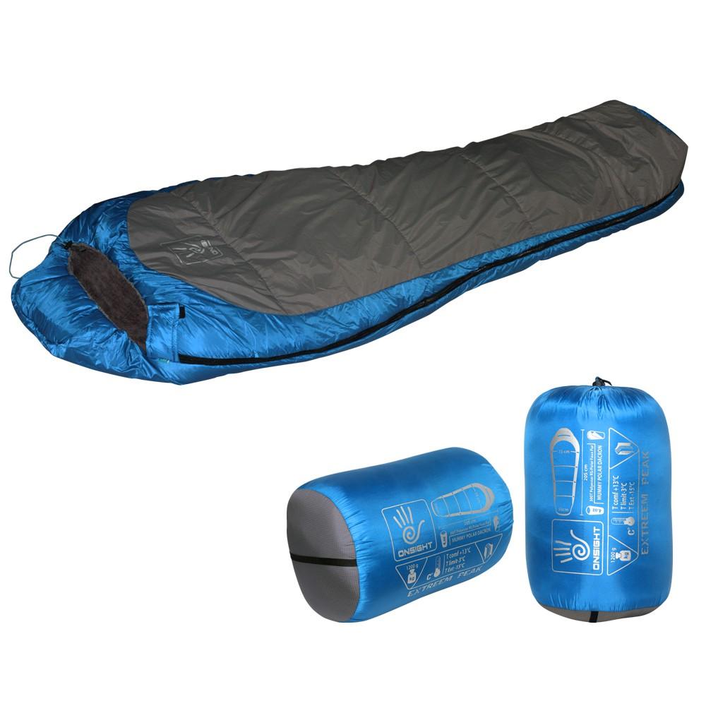 Sleeping Bag Selimut Tidur Camping Consina Sleep Warmer Referensi Expedition Mummy Extreem Peak Onsight 14 Shopee Indonesia