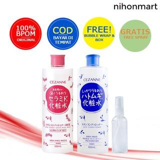 Cezanne Skin Conditioner 500ml (Free Spray) thumbnail