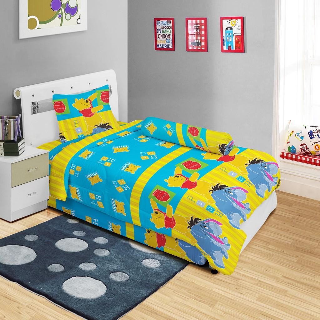 Jual Chelsea Rosewell Bed Cover Emboss Sp 120x200cm 4 Biru Terbaru Jacquard Sprei Dan Fata Embose Duo Sorong 2in1 120x200 Single Size