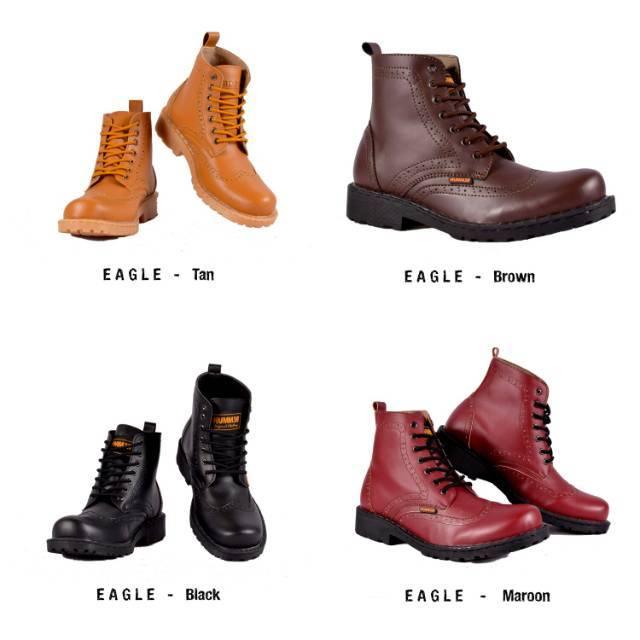 Sepatu Boots Murah Humm3r Garucci Eagle Boots Pria Original Murah    Trekking   Hiking   Adventure  479763491b