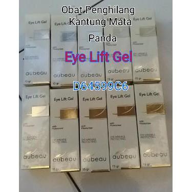 Cream Mata Panda Obat Penghilang Kantung Mata Aubeau Eye Lift Gel Asli Ampuh Cegah Kriput dan pemut   Shopee Indonesia