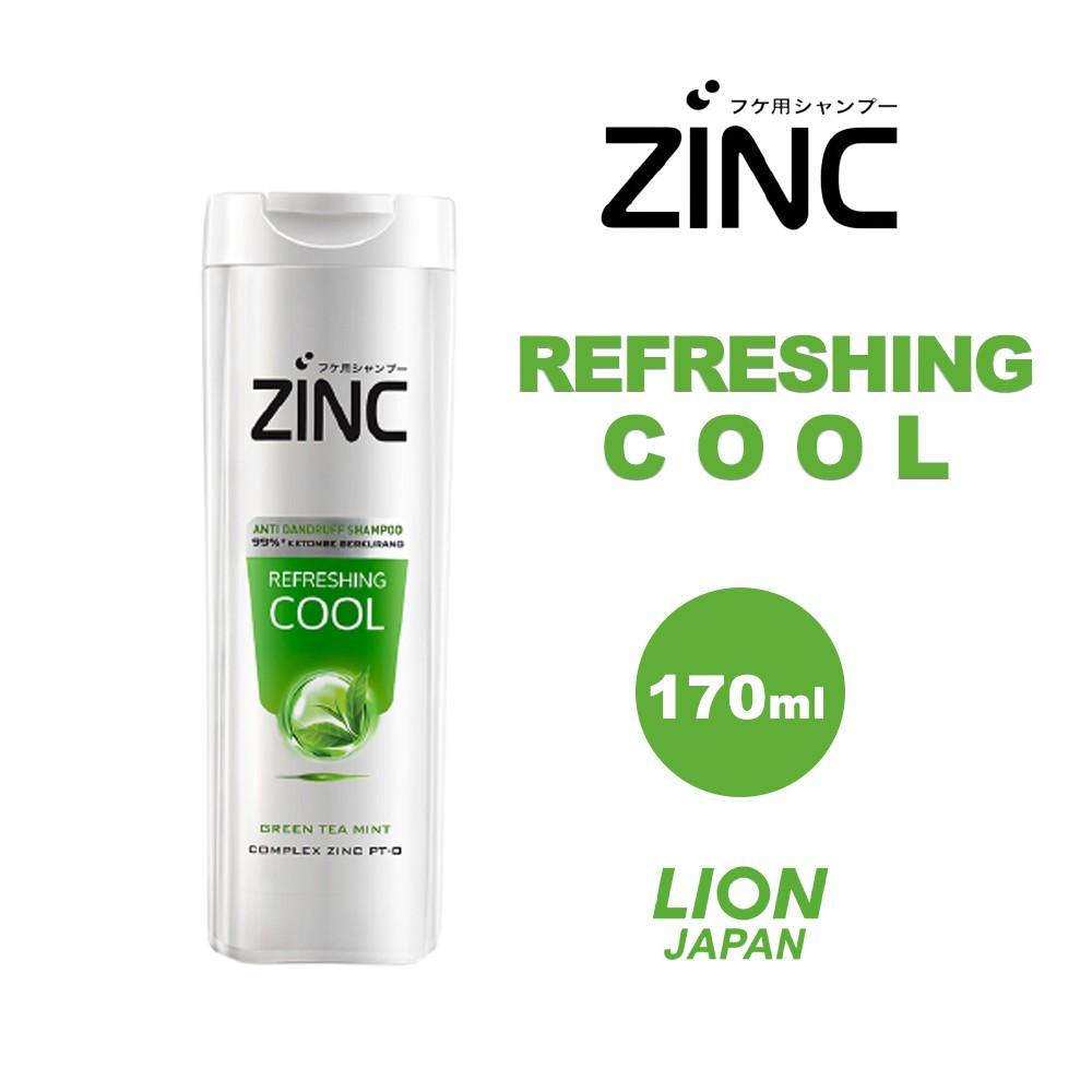 Zinc Shampoo 170ml-Refreshing Cool