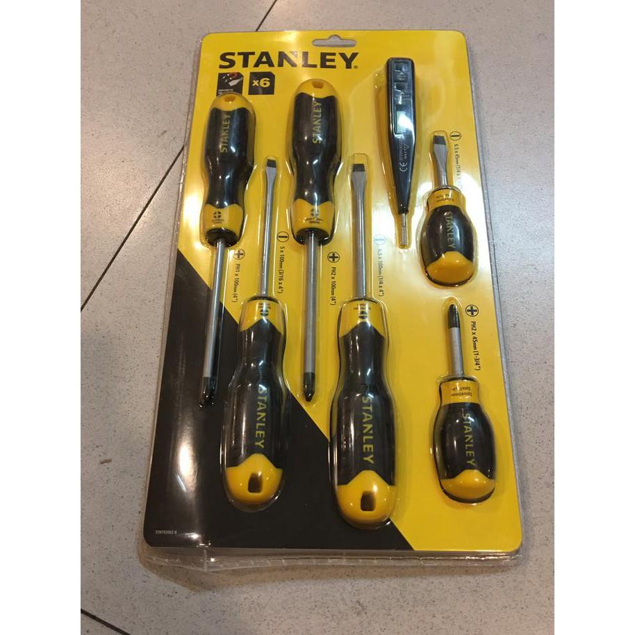 Obeng STANLEY STMT66670 2pcs Cushion Grip .