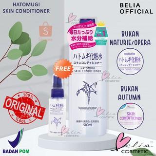 BELIA HATOMUGI BPOM Skin Conditioner 500mL Made in Japan Toner Face Mask thumbnail
