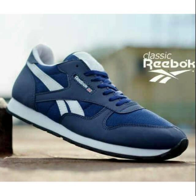 GB  Reebok Classic Grade Ori Vietnam sepatu Reebok murah f8ede9d4b8