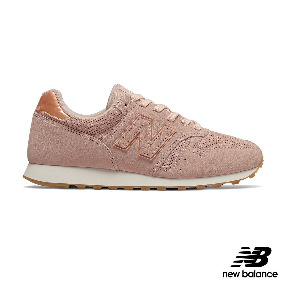 New Balance Wl373wnh - B Sepatu Sneakers Retro Warna Pink 373