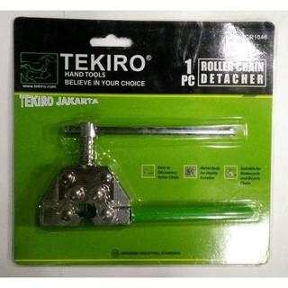 Tekiro Pemotong Rantai Sepeda Motor & Sepeda - Roller Chain Remover belanja murah - only Rp179