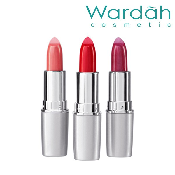 Wardah Matte Lipstick No 1 - 20 Ready semua warna varian