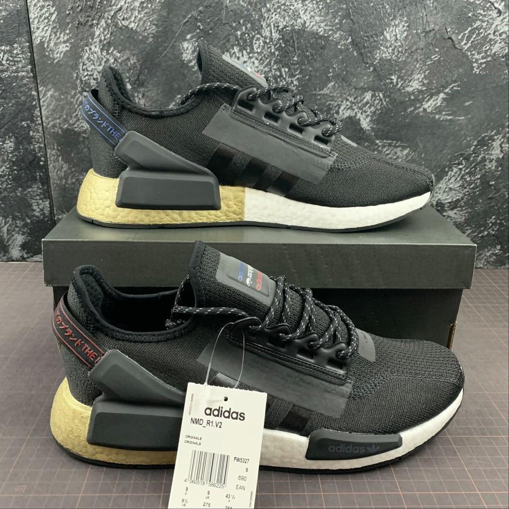 Sepatu Sneakers Desain Adidas Nmd R1 V2 Casual Untuk Lari