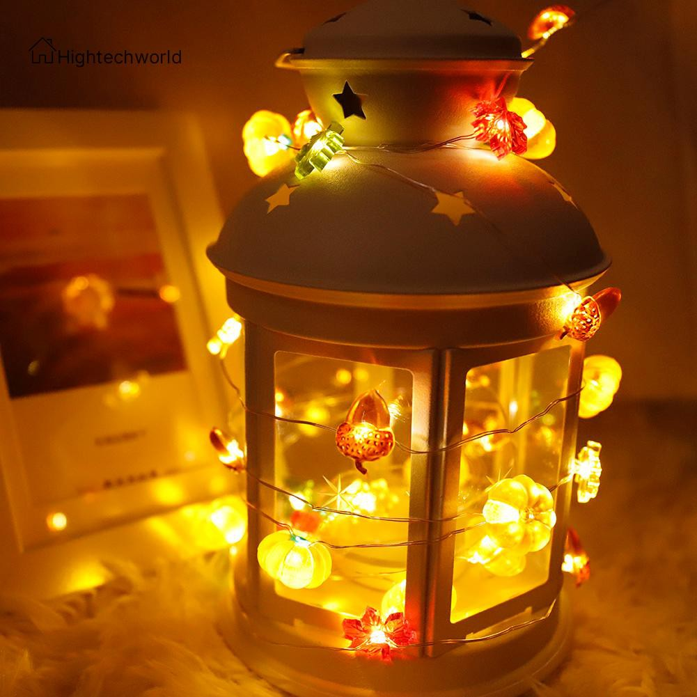 Fairy Lamp Flexible Maple Leaf Night Light Home Decoration For Indoor Lighting Nice Shopee Indonesia