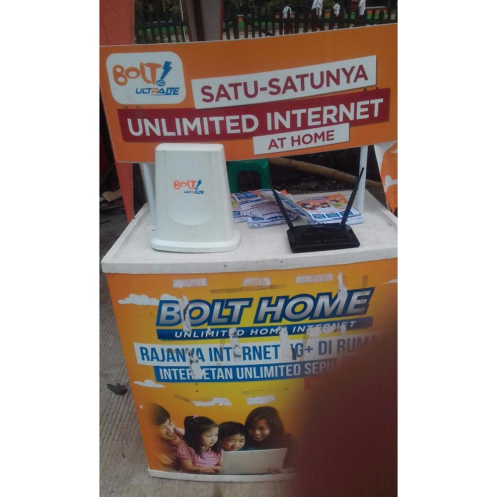 Bolt Home Unlimited 4g Shopee Indonesia Antena Portable Mimo X8r Router Helios Bl100 B310 E5172 B683 B593