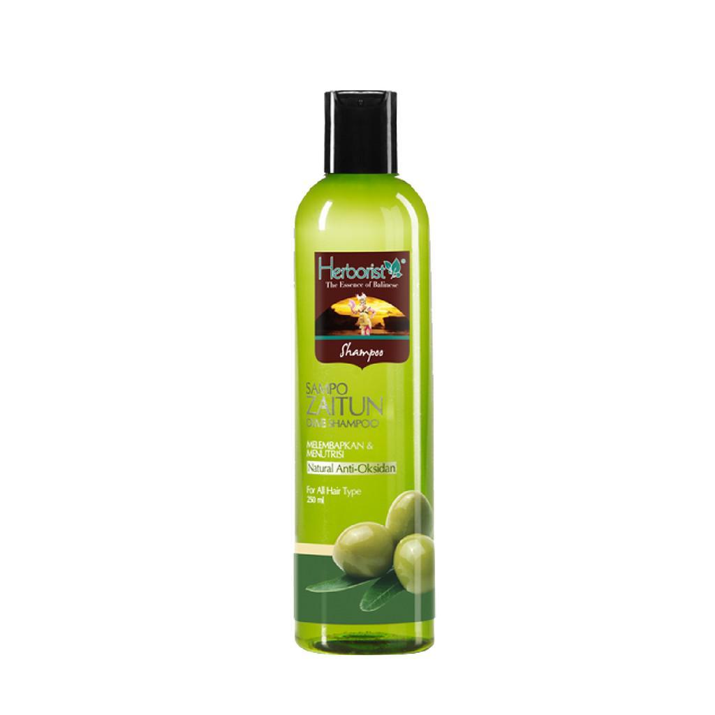 Bundling Herborist Shampoo Zaitun + Hair Vitamin Miranda (Zaitun)-1