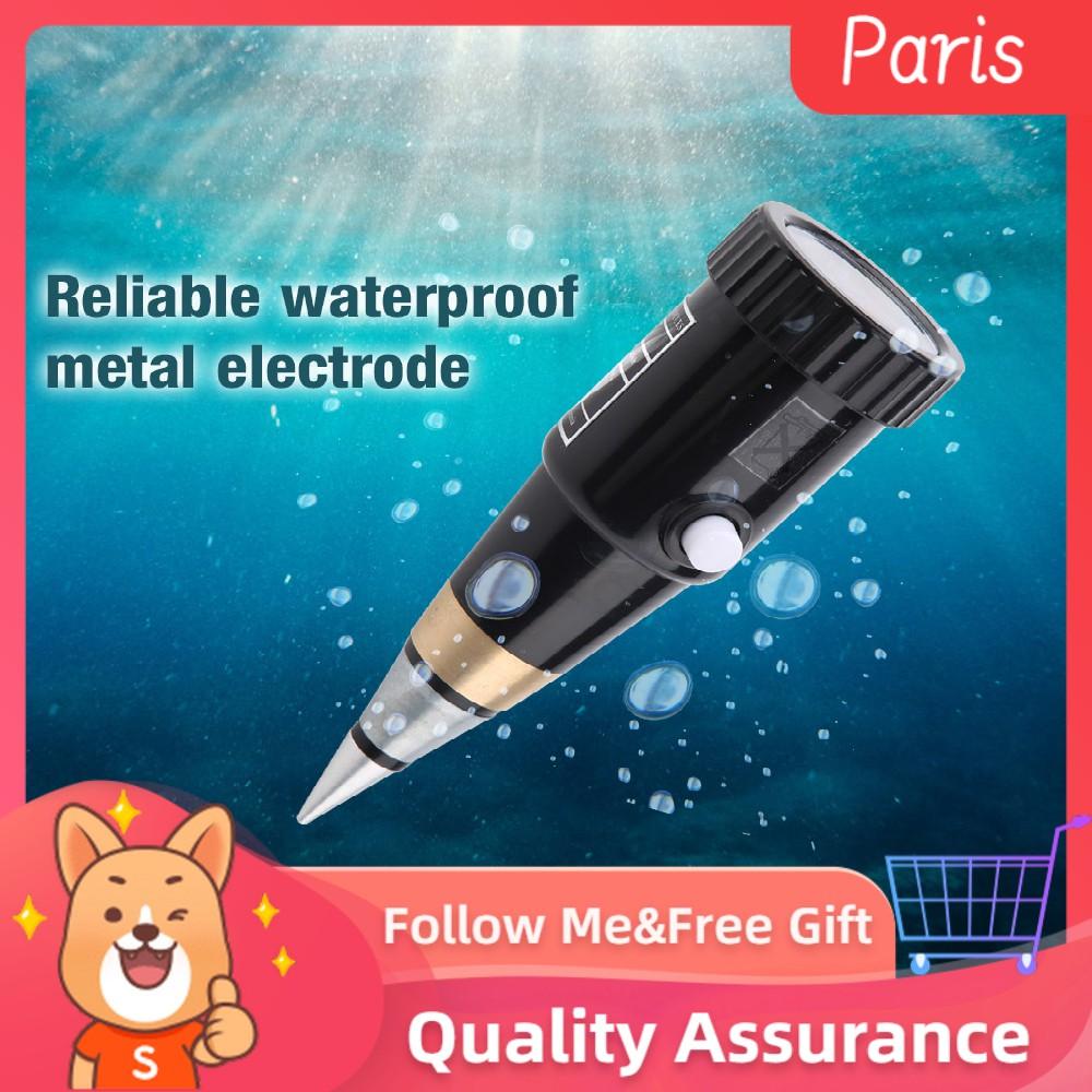 [Paris] Hot Sale Vt-05 Alat Pengukur PH / Kelembaban Tanah Portable dengan Sensor PH