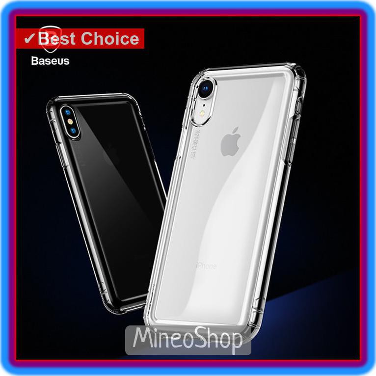 мodel вarυ Baseus Safety Airbag Soft Case Anti Crack for iPhone XS 5.8†❋