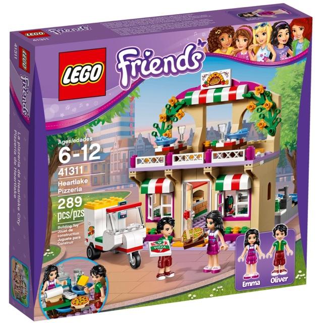 Lego 41335 Friends Mia Tree House Shopee Indonesia