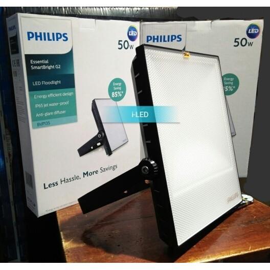 Philips Bvp135 50watt Led Lampu Sorot Led Lampu Taman Led Philips Lampu Tembak Led Shopee Indonesia