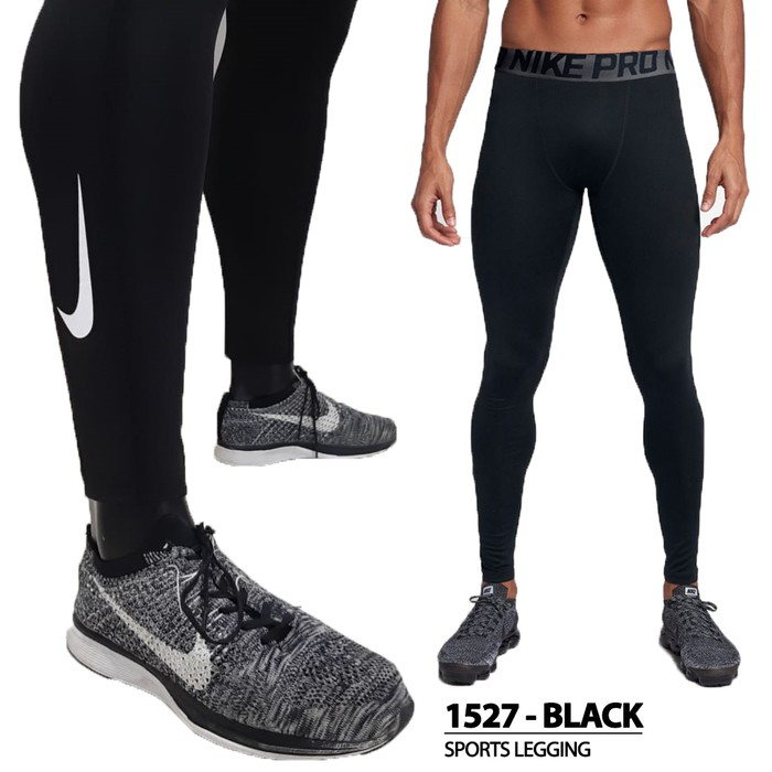 Celana Legging Sport Panjang Cowok Pria Nike Power Speed Promo Shopee Indonesia