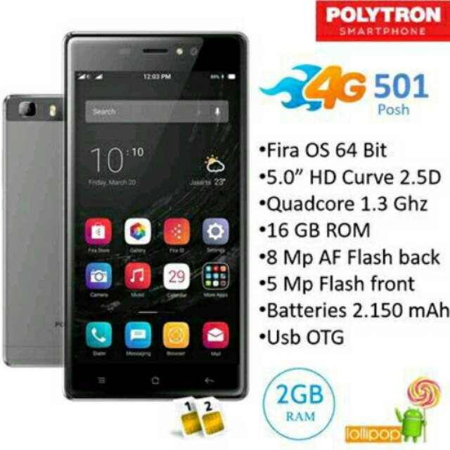 Polytron C24e Big Battery Shopee Indonesia