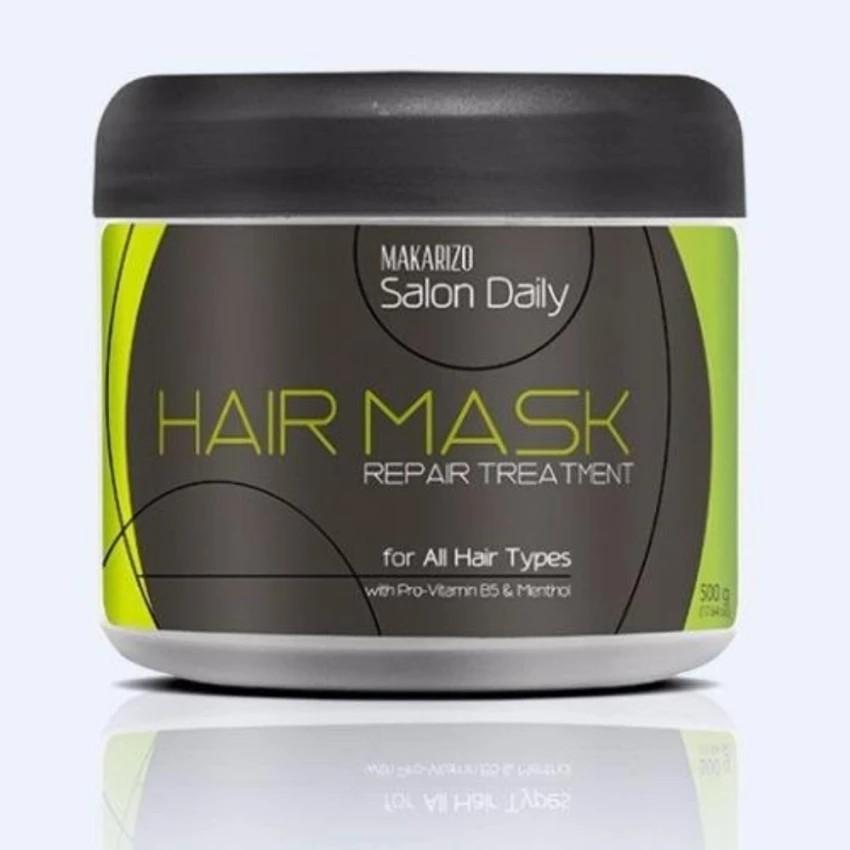 Makarizo Professional MK3 Refresh Rebonding Hair Repair Mask | Shopee Indonesia