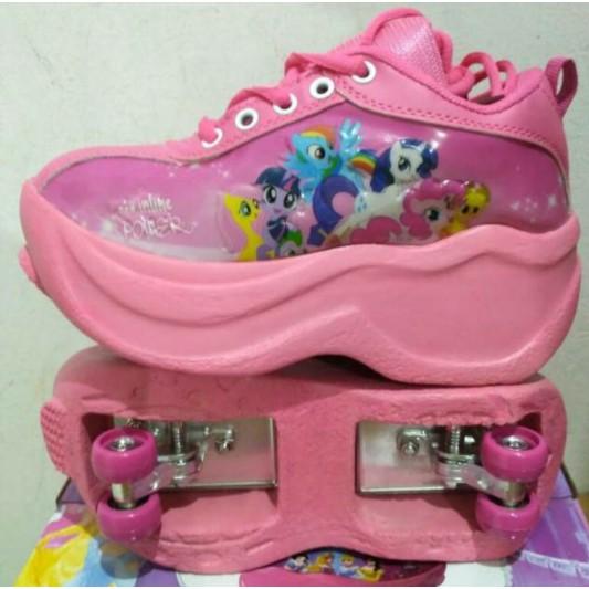 Terlaris Sepatu Roda 4 Cwe Termurah Shopee Indonesia