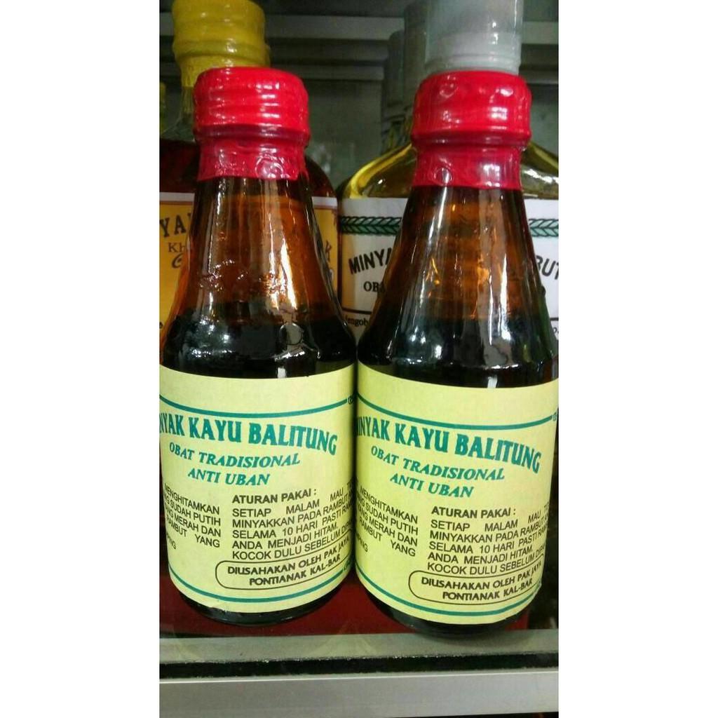 Murah Minyak Rambut Buah Ulin Anti Uban Penghitam Asli Kayu Balitung Kalimantan Shopee Indonesia