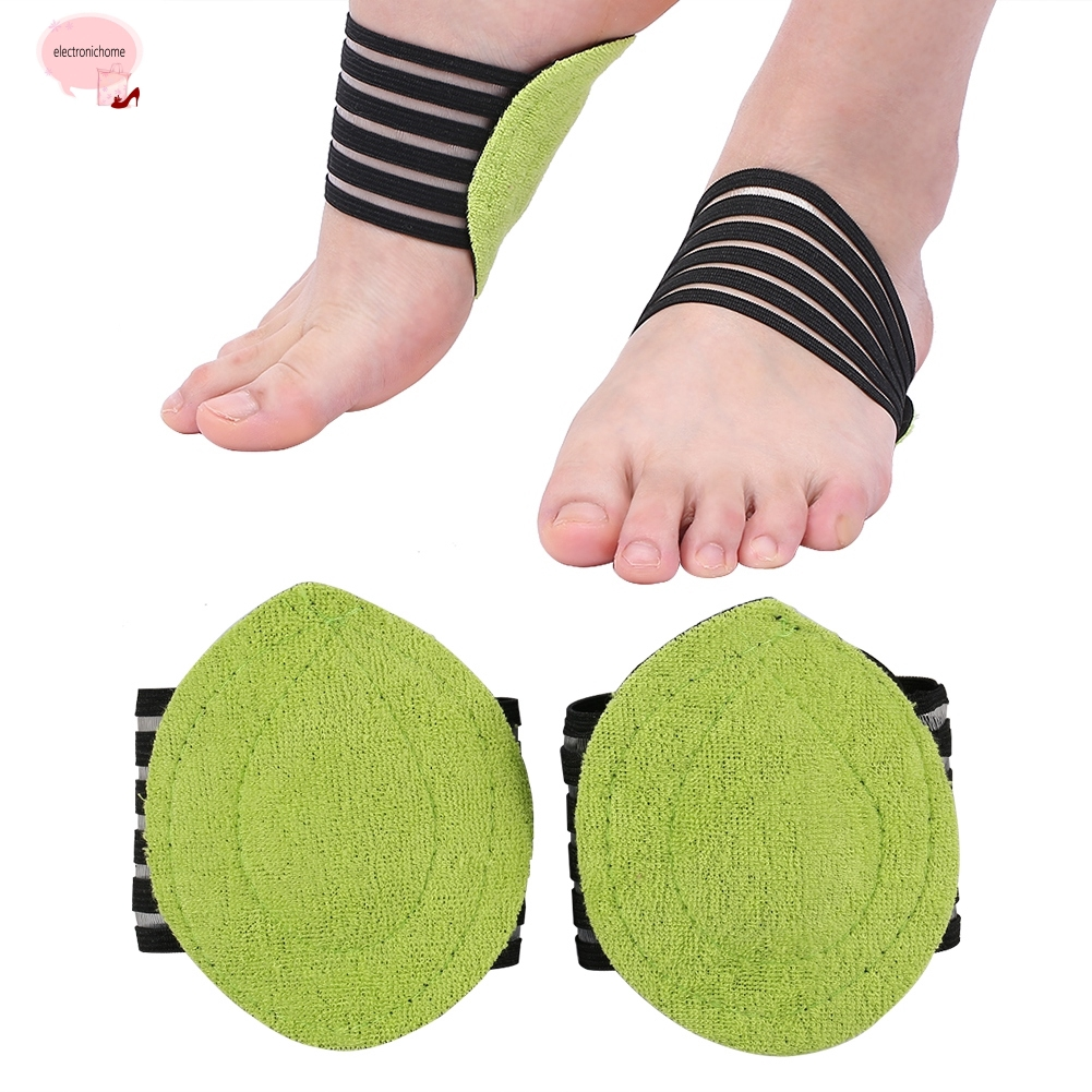 1Pair Silicon Gel Heel Cushion Insoles Soles Spur Support Shoe Pad Feet Care L