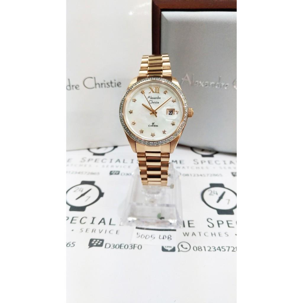 Jam Tangan Cardiff C 1006 R C1006r Putih Rose Gold Wanita Original Guess W0829l5 Blue Update
