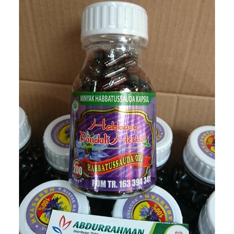 Habbasyi oil 100 Kapsul - pondok herbal | Shopee Indonesia -. Source · Kapsul Insulin