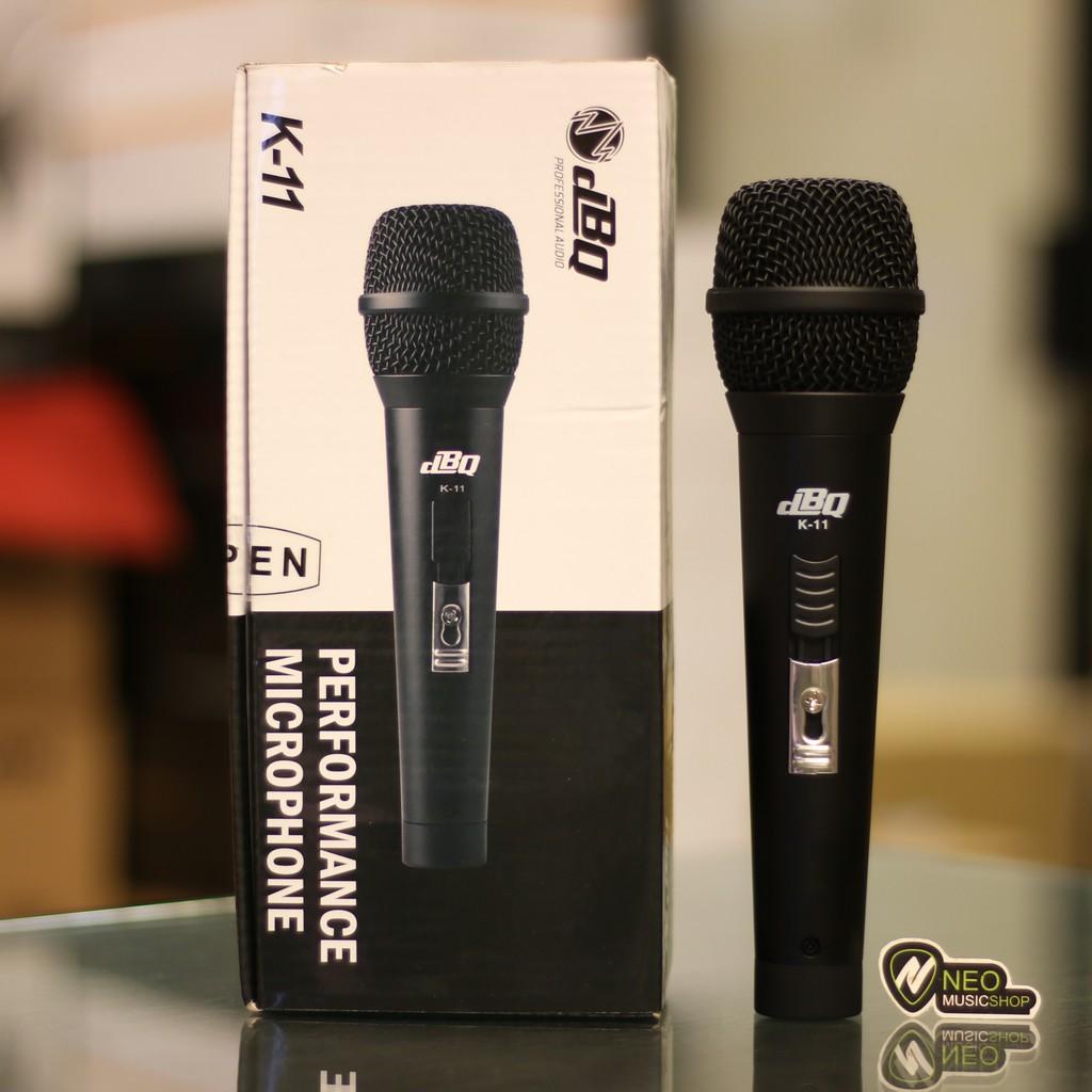 Microphone Dynamic DBQ K-11